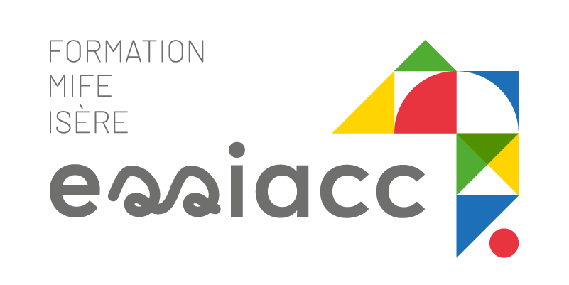 Logo ESSIACC Formation MIFE Isère